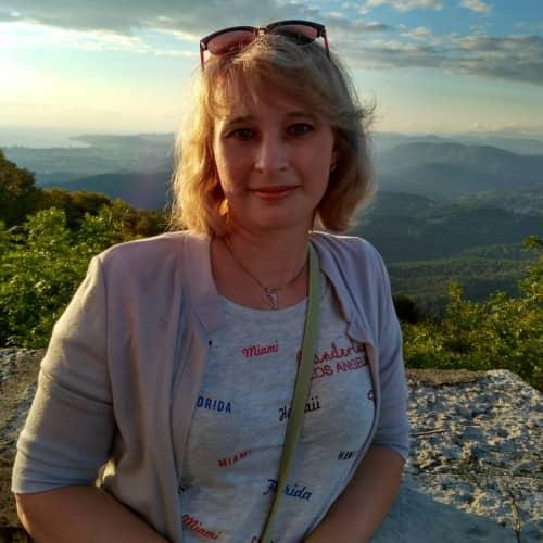 Светлана Храмцова