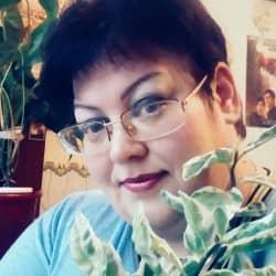 Галина Агафонова