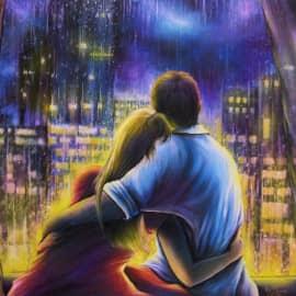"""""""Ночной город для двоих"""""""