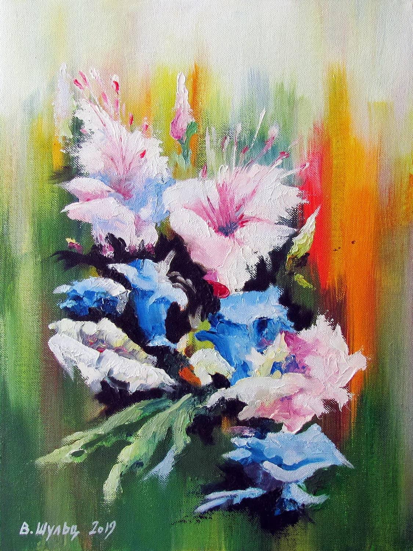 Цветы. Композиция