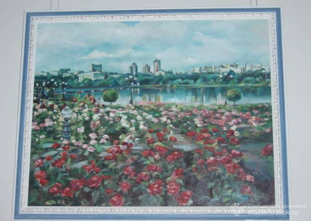 Розы Донбасса