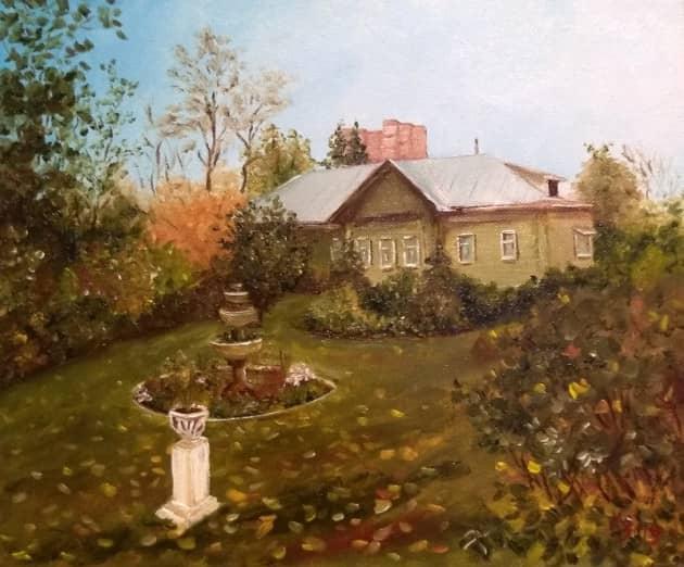 Улица Шишкина. Дом музей