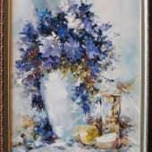 *цвеТОЧКИ* (1), художник Сергей Куценко