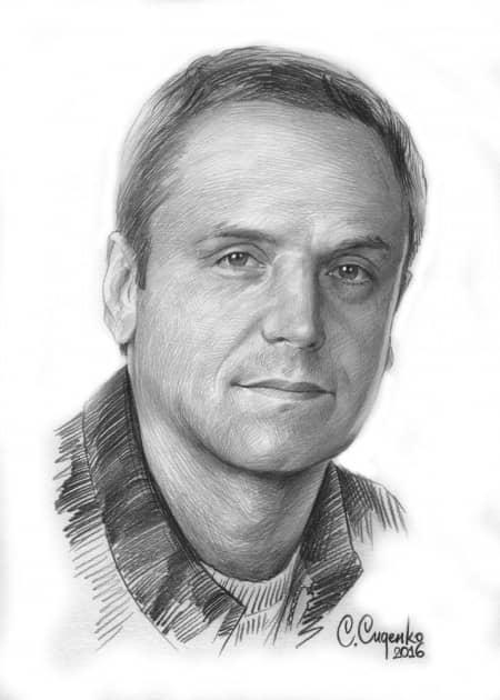 Портрет А.Соколова