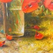 Маки (1), художник Светлана Храмцова