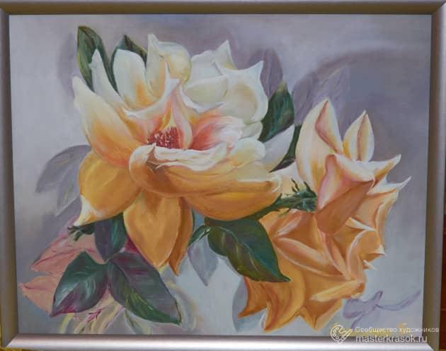 Чайные розы