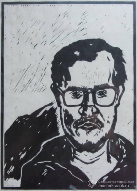 Автопортрет