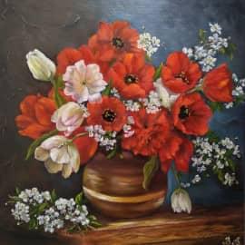 """""""Весенние цветы"""""""