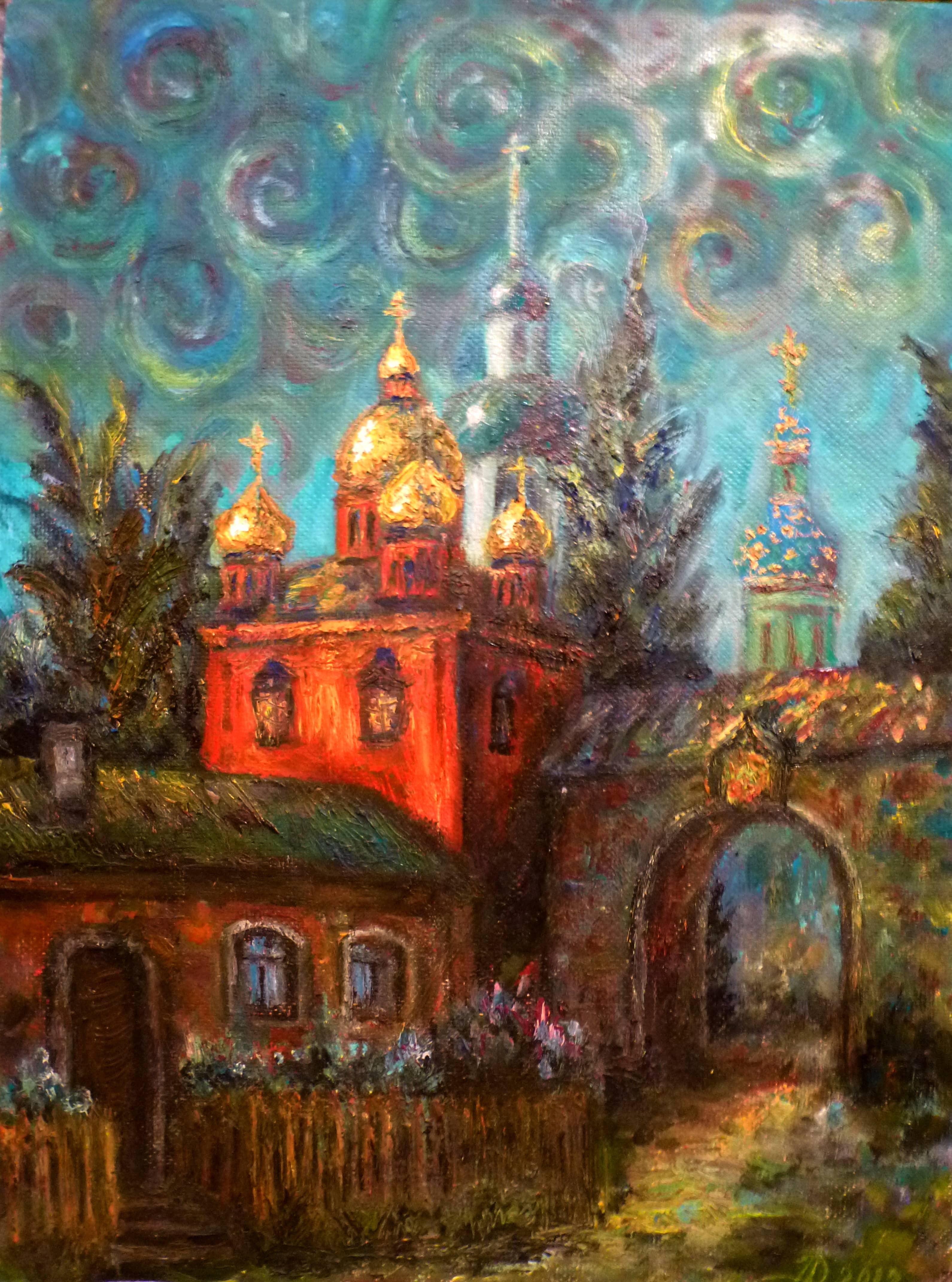 Провинциальный сюжет (Монастырь)