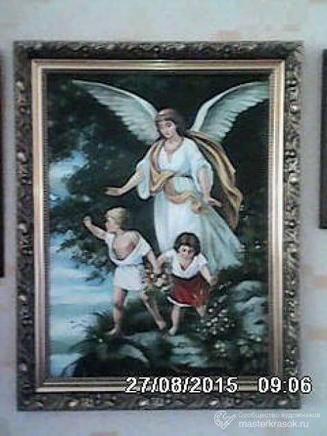 Ангел охраняющий детей