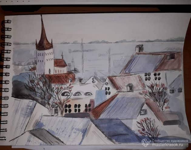 Снежный Талин