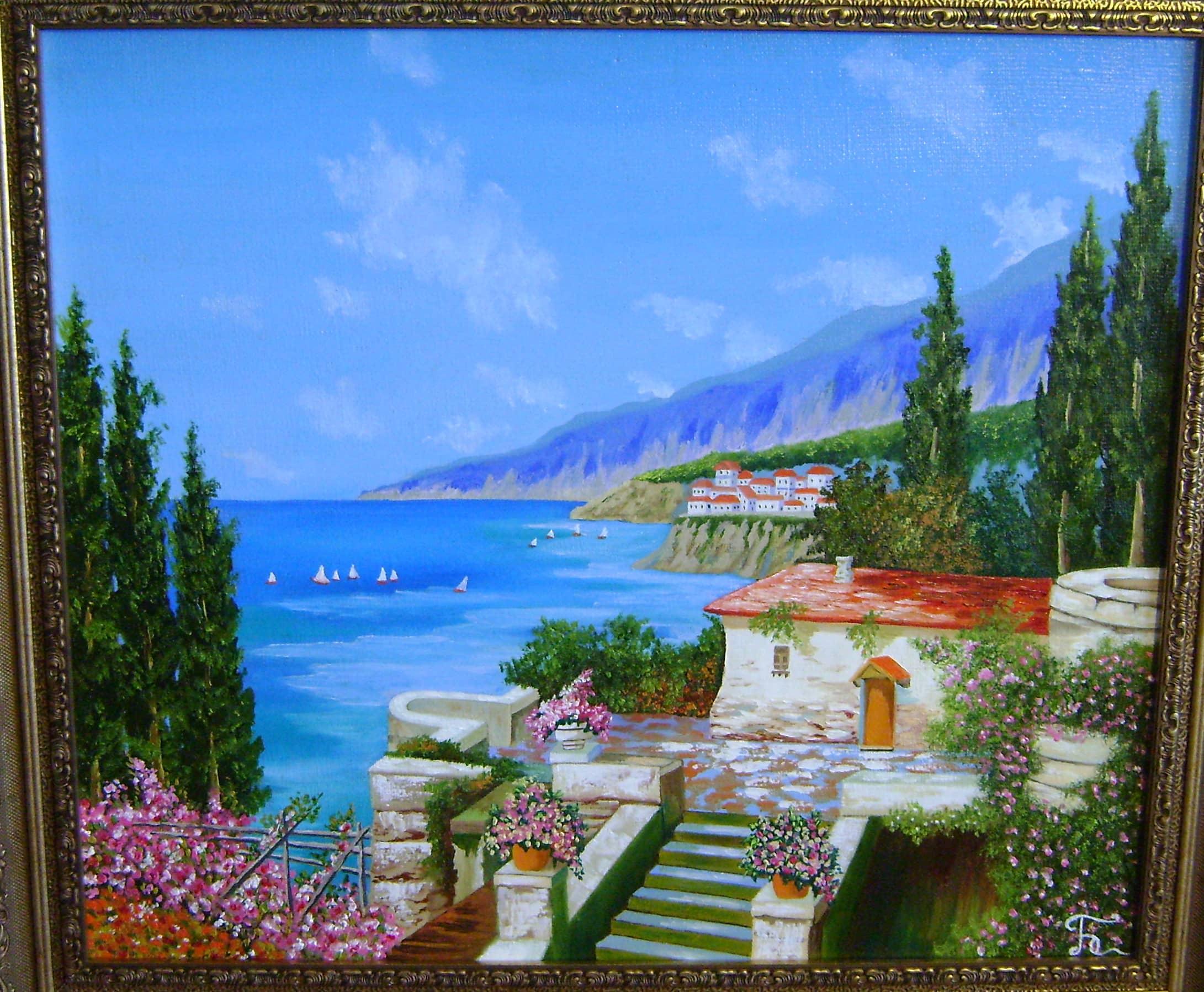 Среднеземноморье