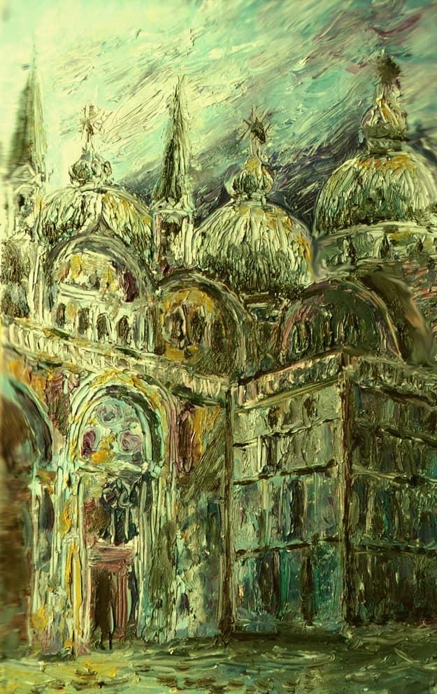 Венеция. Собор Сан Марко.