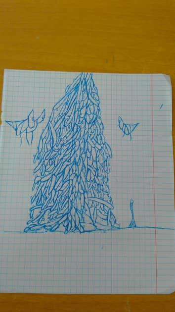 Комариное дерево