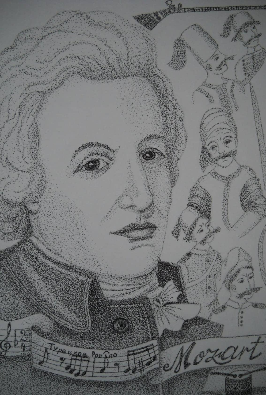 Моцарт.Турецкое рондо.
