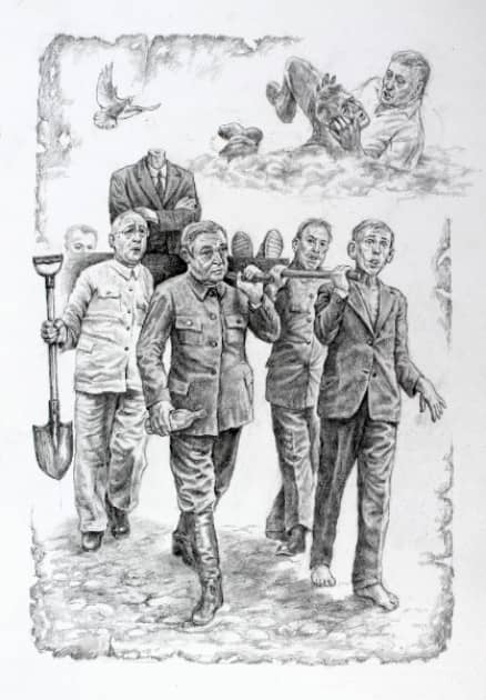 Похороны Берлиоза
