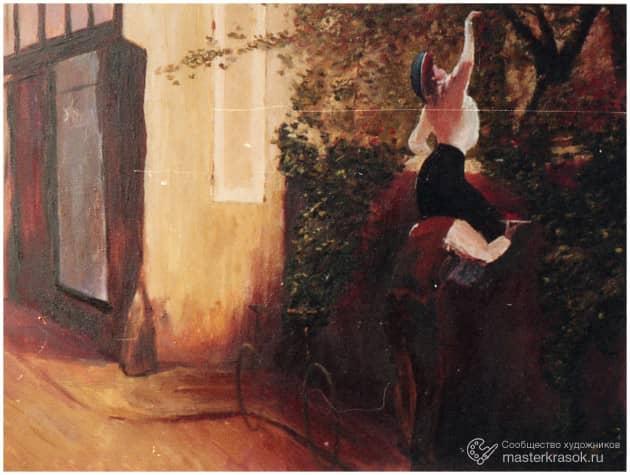 Воришки , художник Александр Гайдуков
