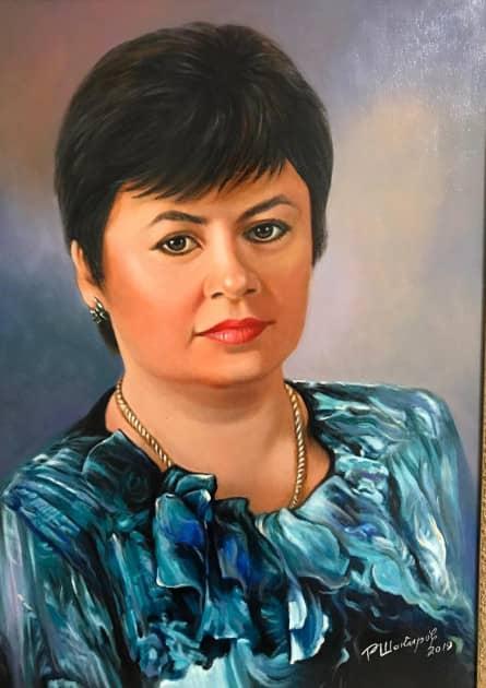 портрет на заказ