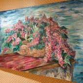 сирень (1), художник Андрей
