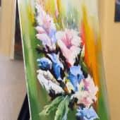 Цветы. Композиция (2), художник Валерий