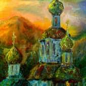 Ильин день (1), художник Александр