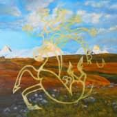 Скифский грифон. Укок (1), художник Алекс Кожевников