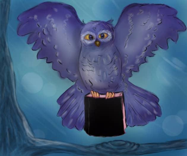 OWL, художник Kristina