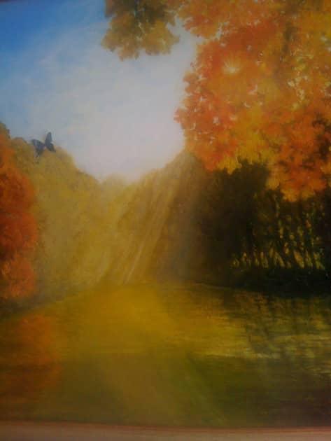 Золотая осень, сюжет 2
