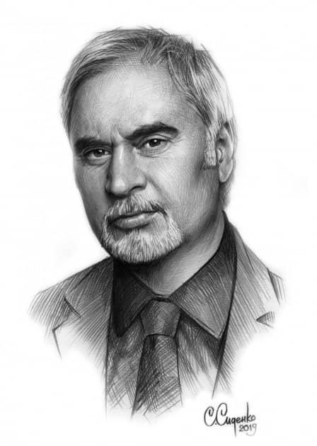Портрет Валерия Меладзе