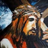 Иисус Христос (3), художник Mansur Mirzoev