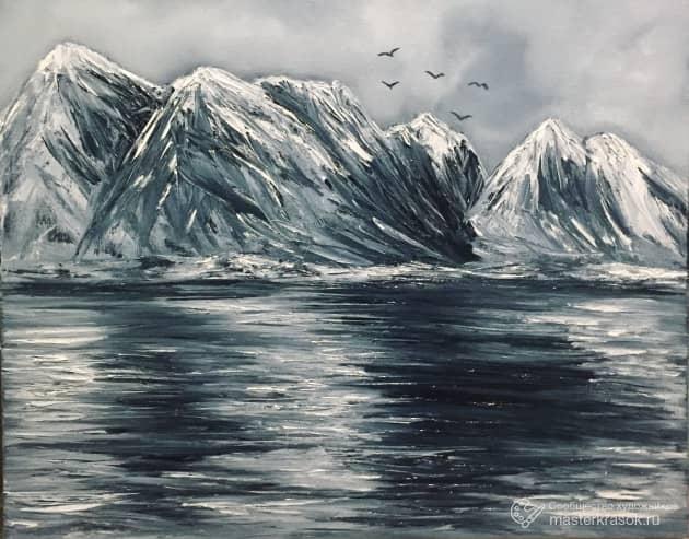 Край суровой и волшебно красивой северной природы