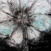 Ромашка - Акрил, текстурная паста (1), художник Светлана