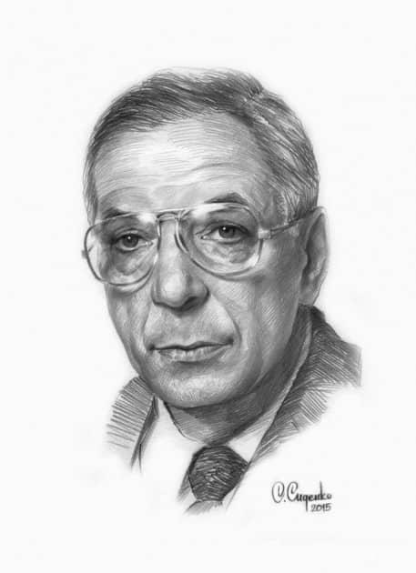 Портрет М. Таривердиева