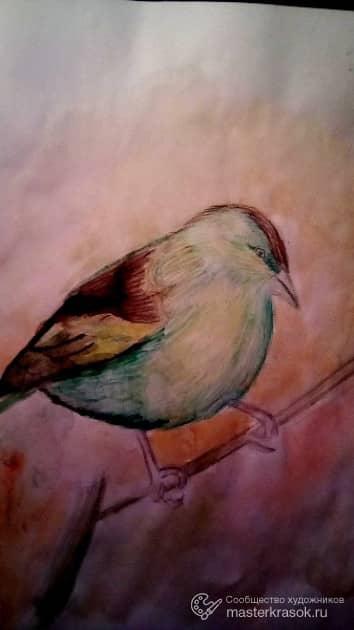 Птичка 2