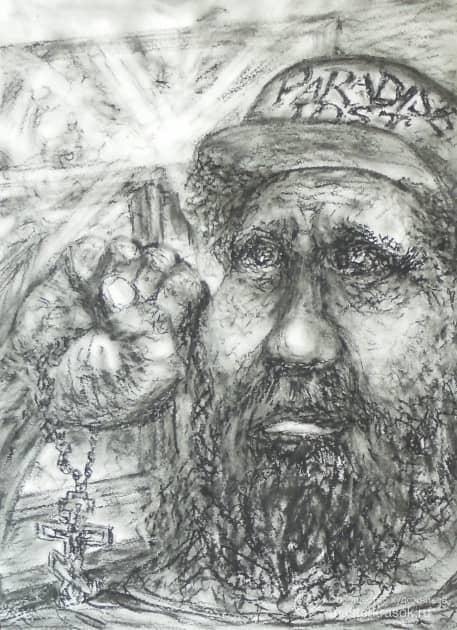 Paradise Lost_рассказ Верую, художник Алекс Кожевников