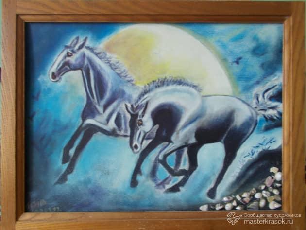 DSCN3071 Мистические кони.
