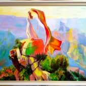 Верь в мечту (3), художник Светлана Храмцова