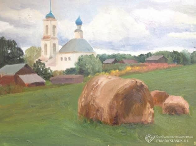 Деревня в Тверской области