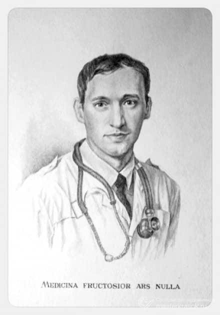 Оперировавший меня хирург Иван Сказкин