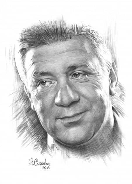 Портрет Андрея Краско