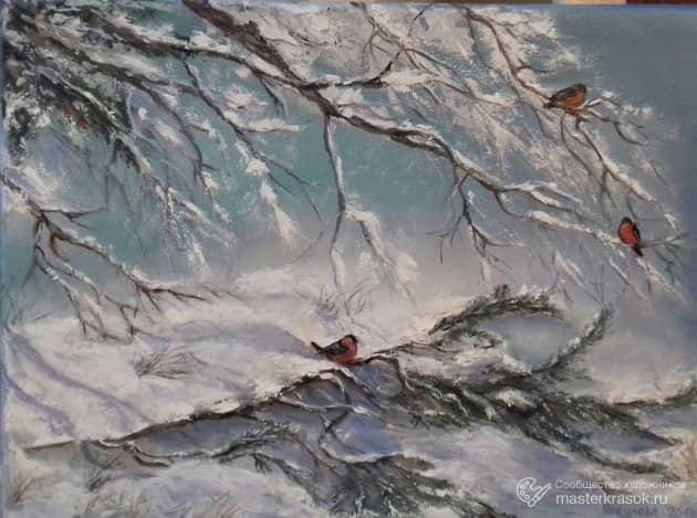Снегири