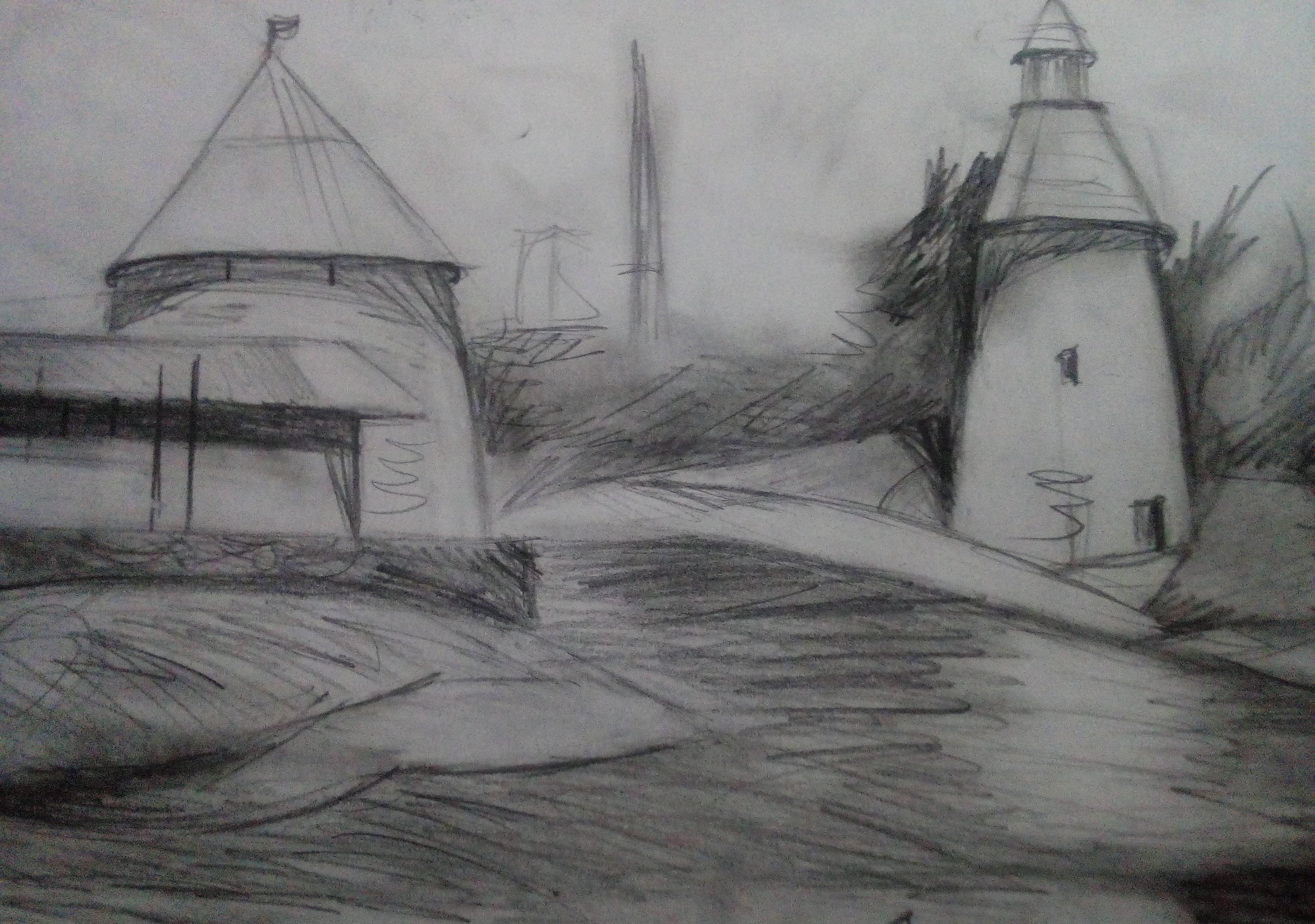 Кривые башни