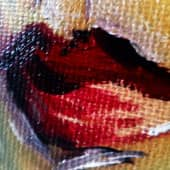 Девушка в черном (2), художник Mansur Mirzoev