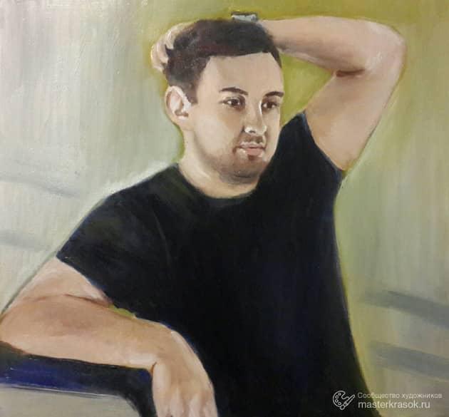 Портрет сына