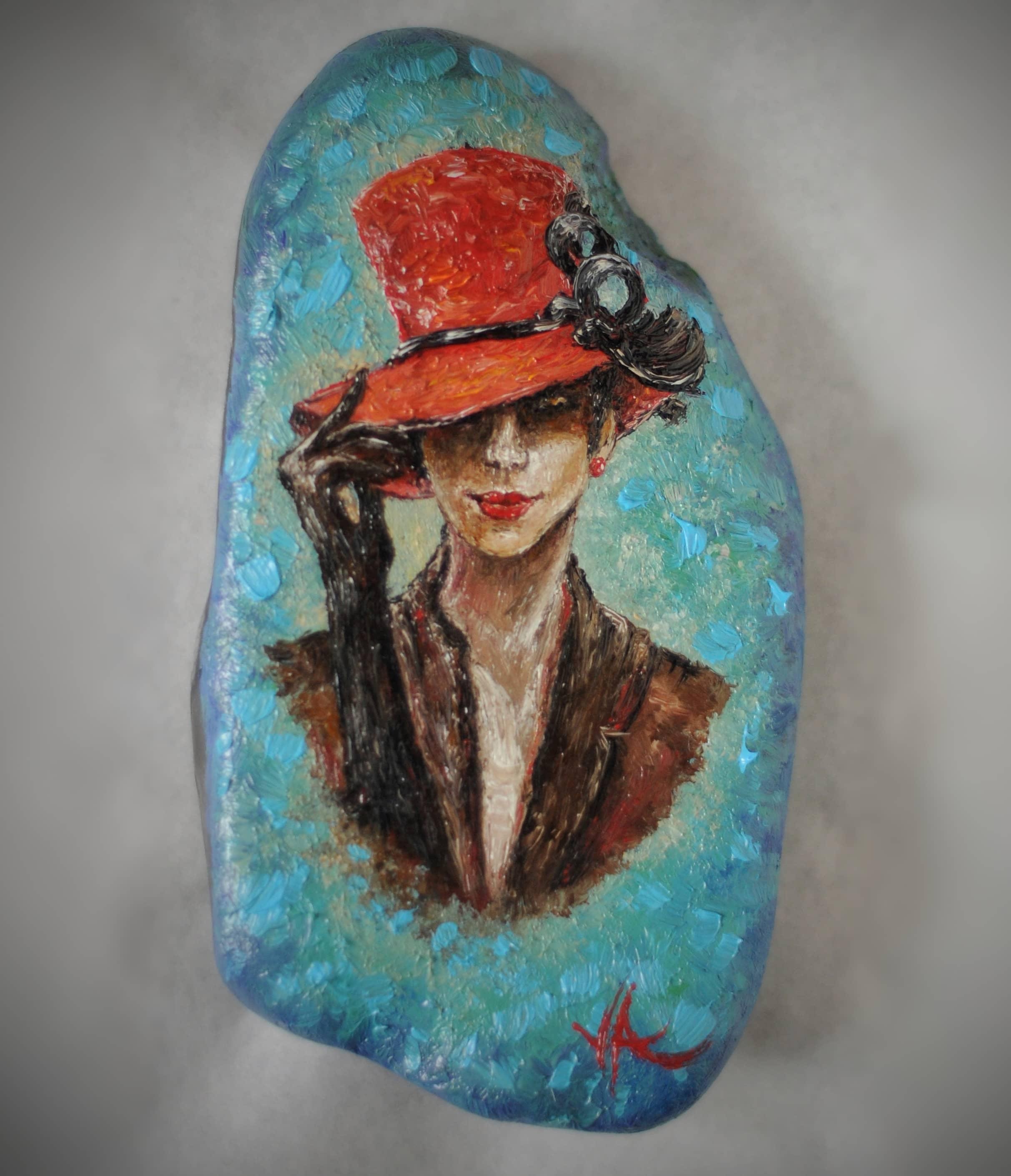 «Дама в шляпе»