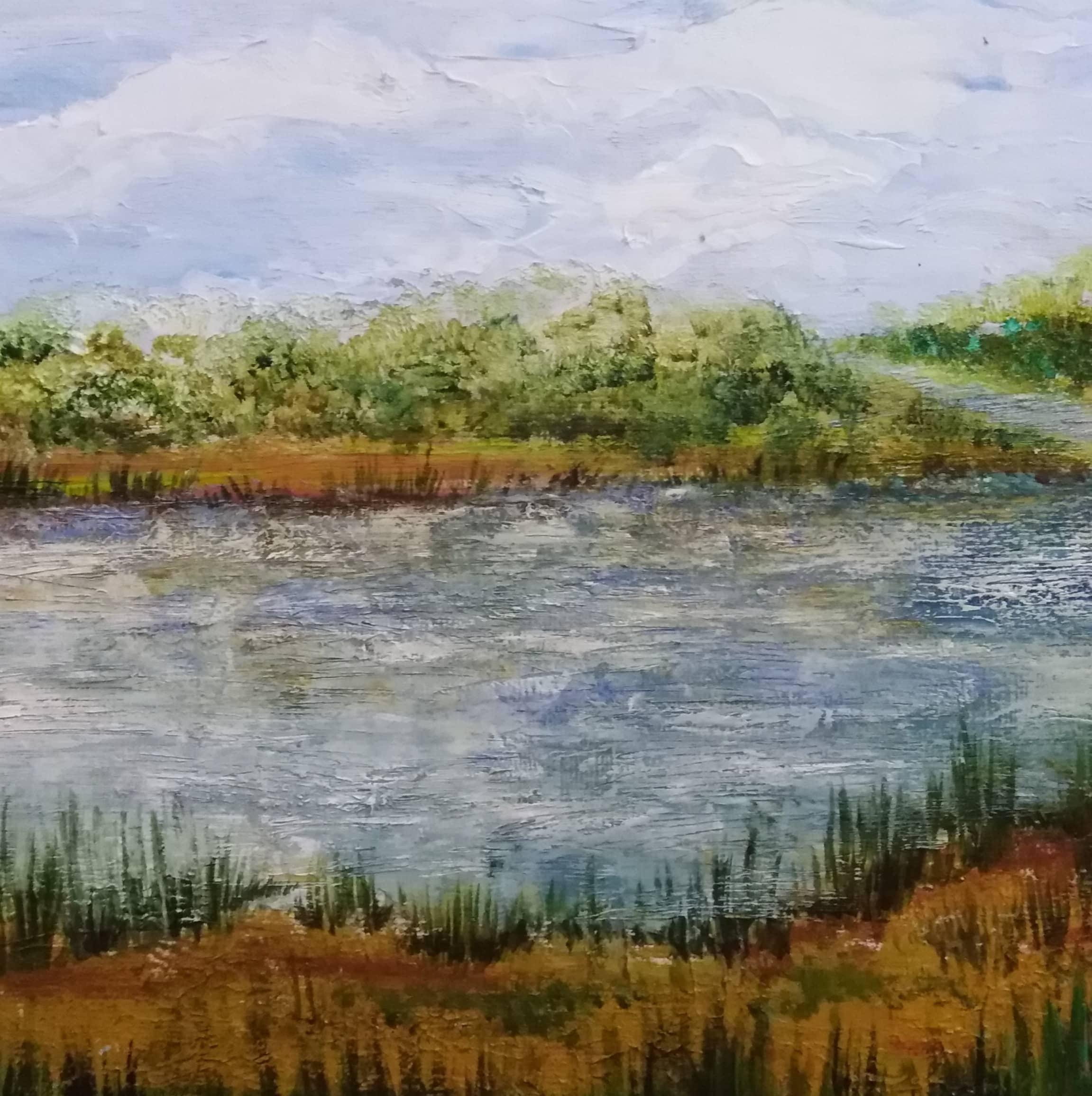 Река Апаиш