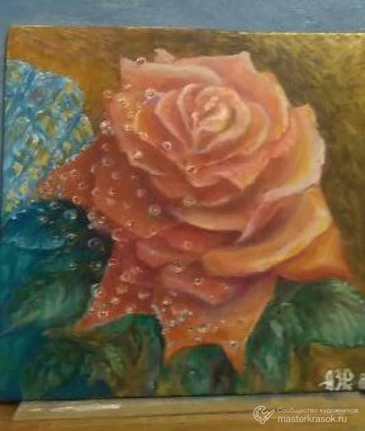 Роза и лёд