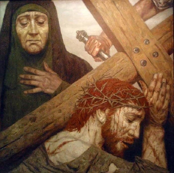 Библейские картины. Гелий Коржев
