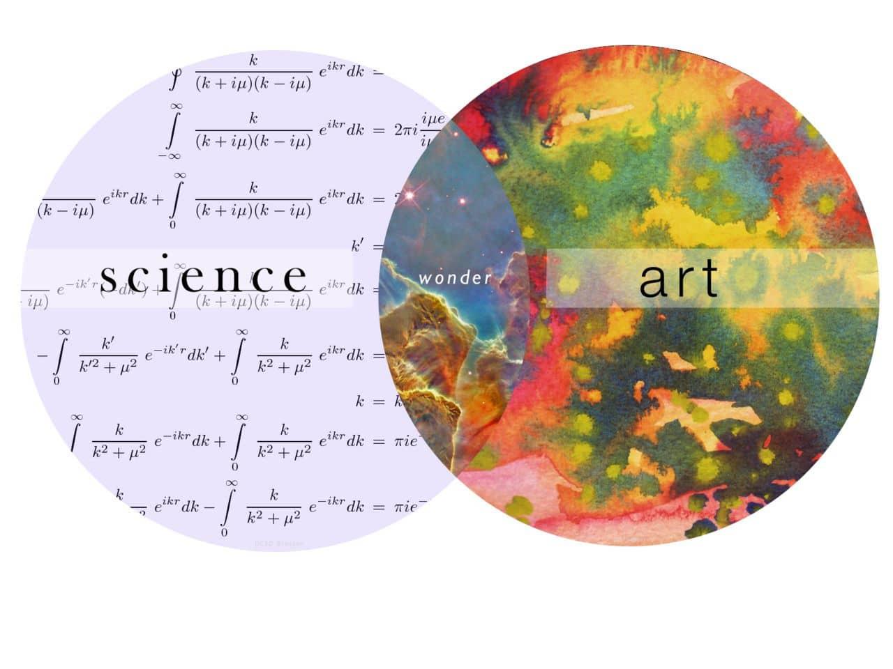 Что общего между наукой и искусством?