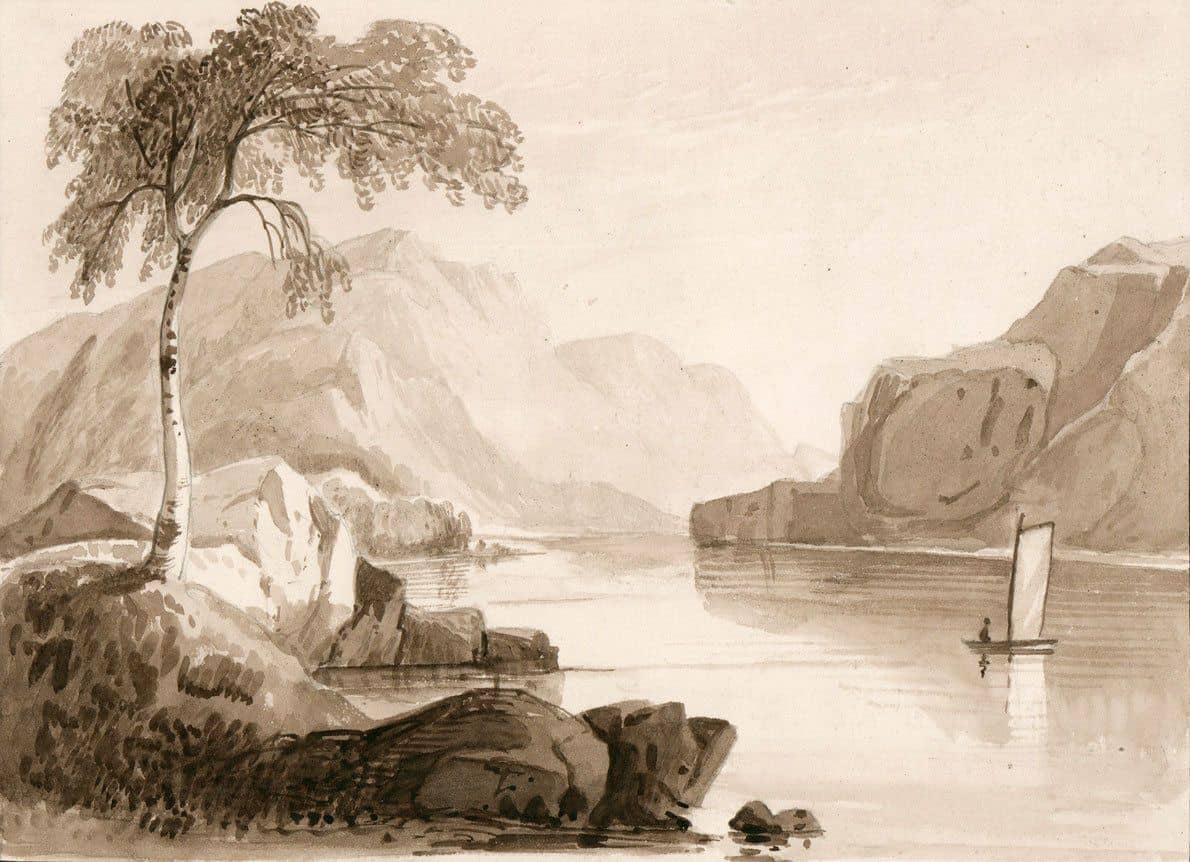 Художественная техника гризайль в истории мирового искусства